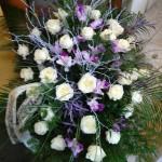 kwiaty, wieńce